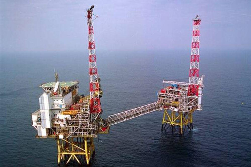 MER OLJE: Det norske har funnet mer olje i nærheten av Draupner i Nordsjøen.