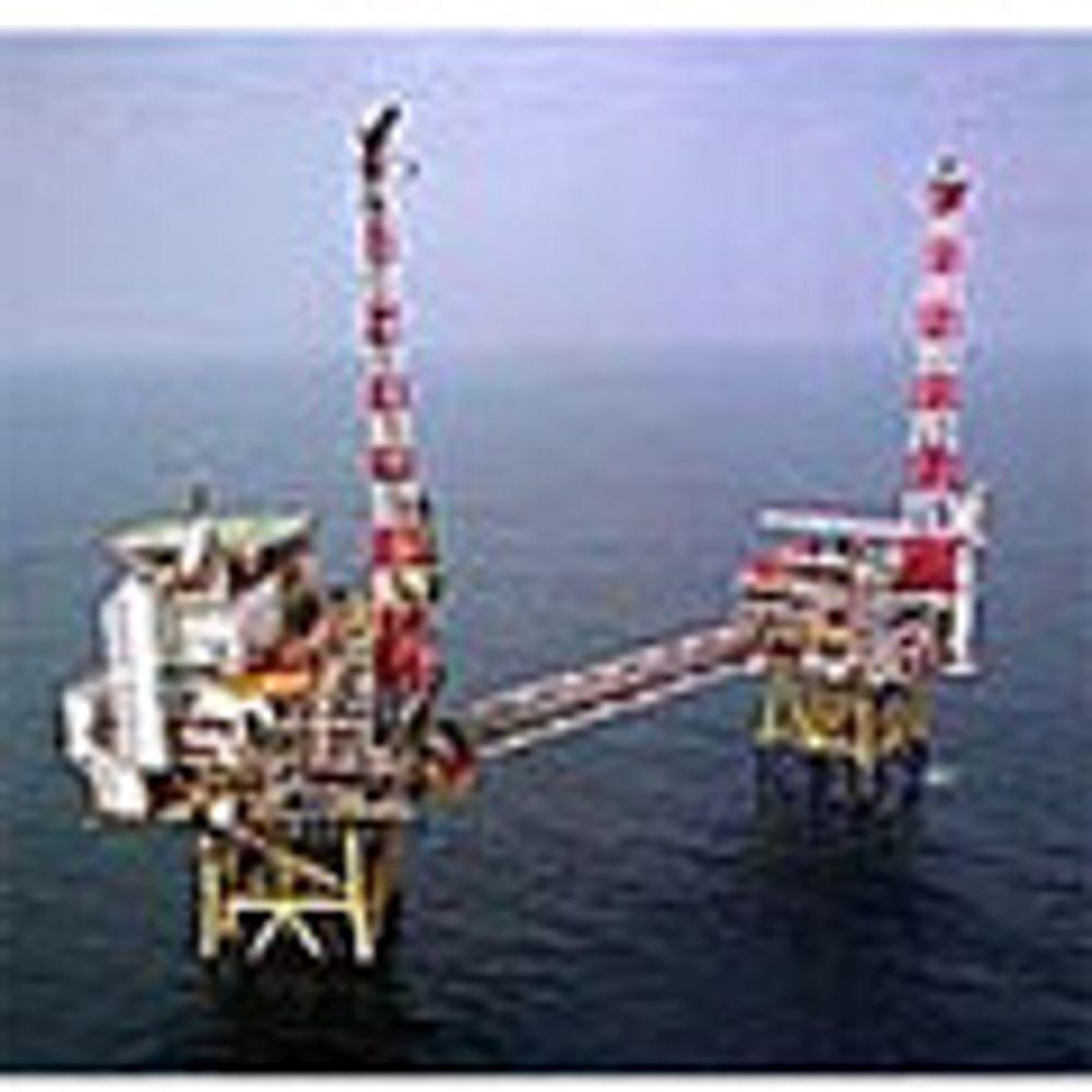KNUTEPUNKT: Draupner er knutepunktet for gass-salget til kontinentet. Dette er et kjernepunkt i Statoils historiske resultat. Foto: Statoil