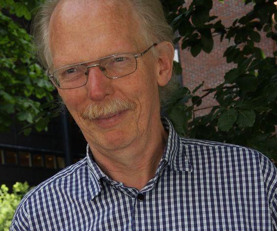 Petter Håndlykken prosjektleder Edag-prosjektet, Skattedirektoratet.