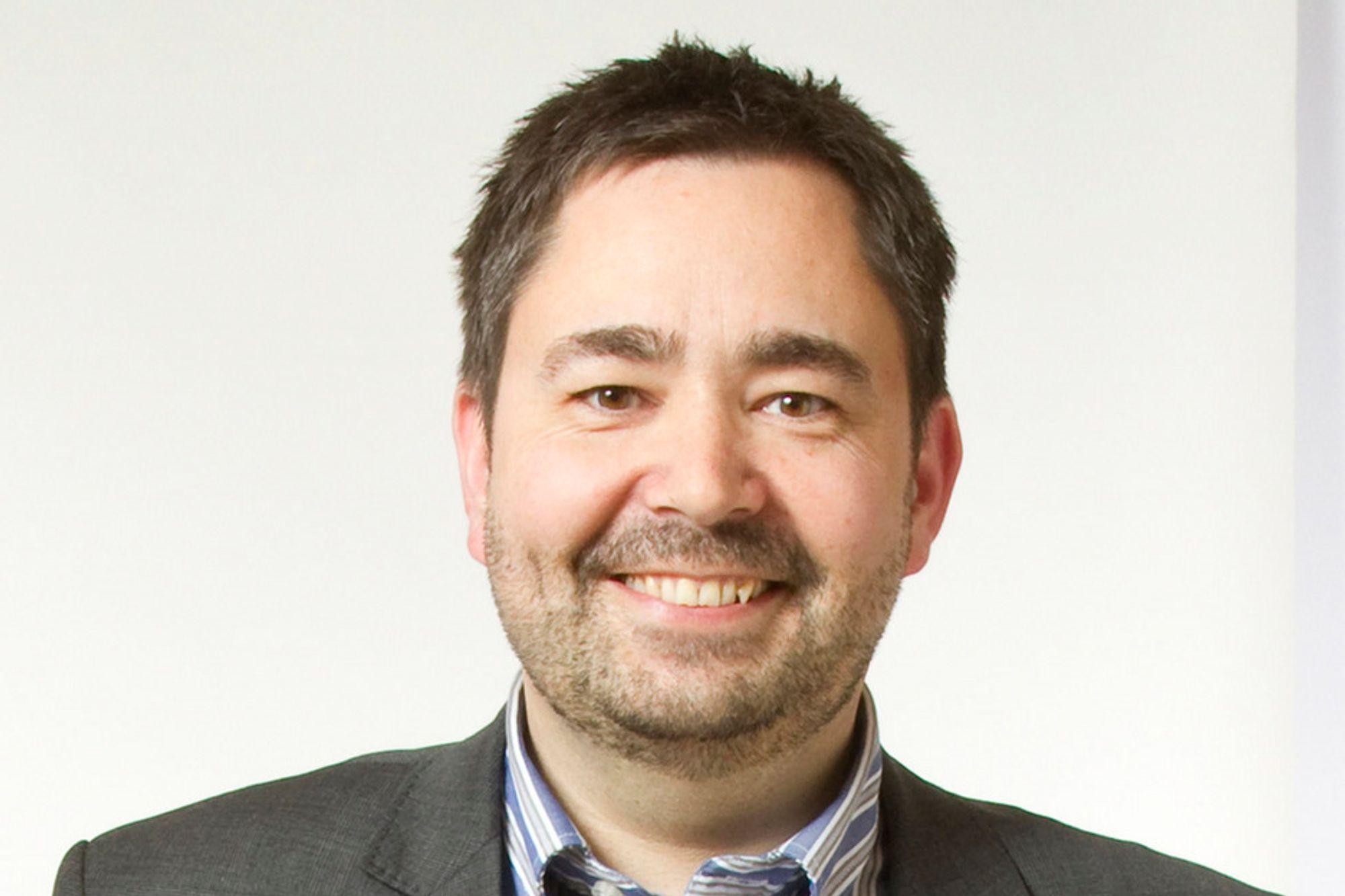 Kenneth Stien er ansatt som ny generalsekretær i Tekna. Han kommer fra Nav Hordaland.