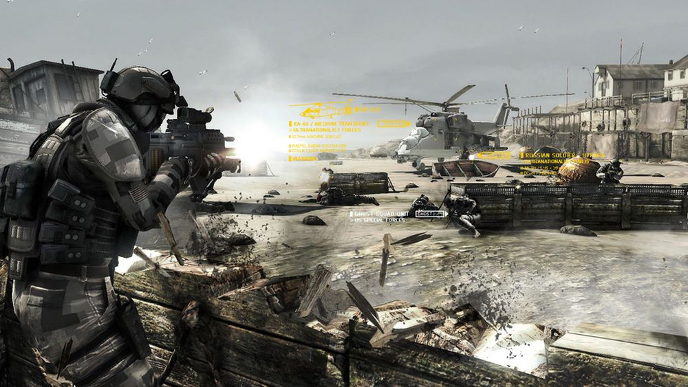 Nye Ghost Recon: Future Soldier vil delvis finne sted i Finnmark.