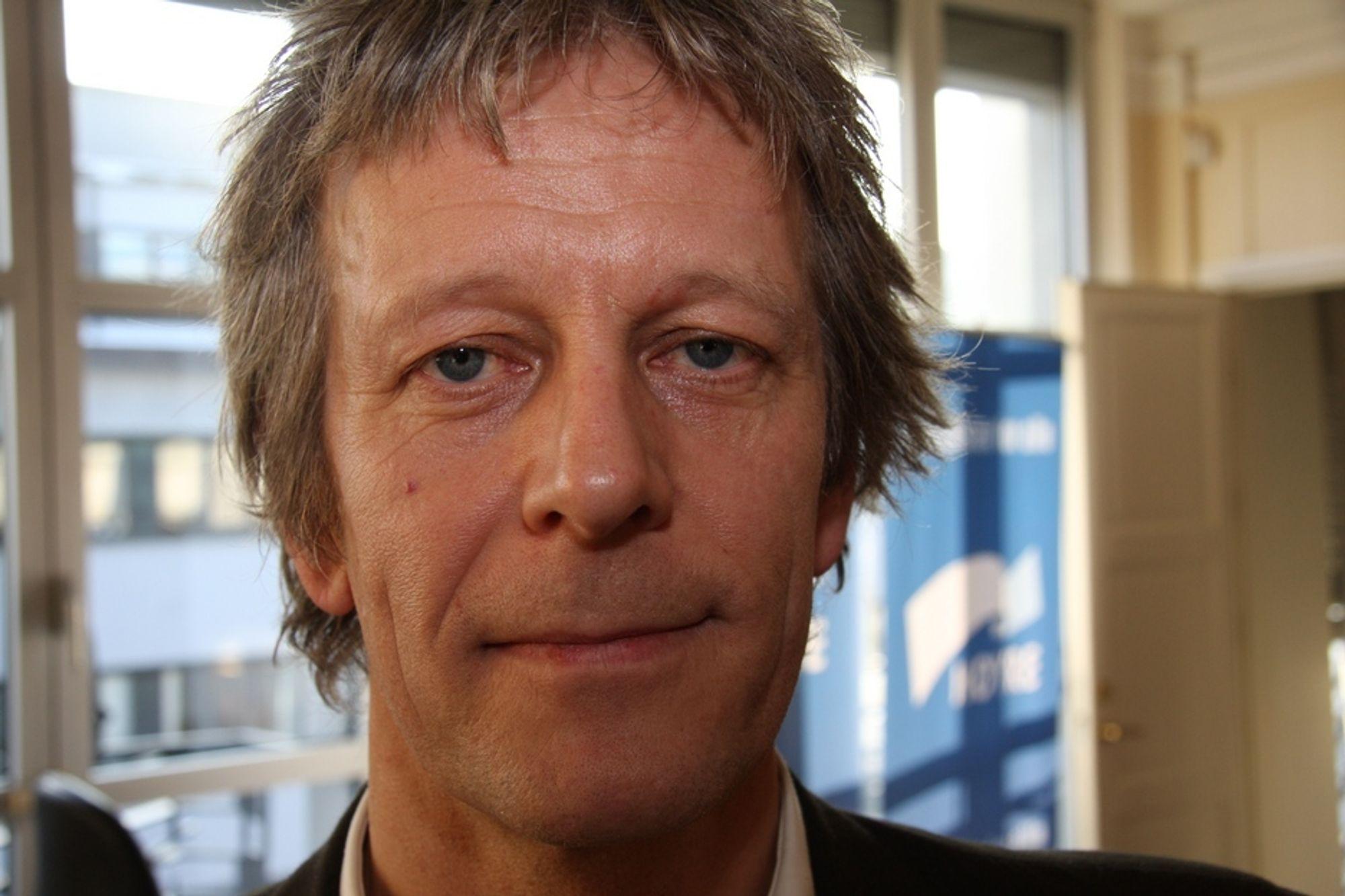 KREVER GRANSKNING: Hvis det ikke umiddelbart tas grep for å tilpasse de kommende utbyggingene ut i fra en helhetlig plan som er i tråd med stortingsvedtaket, så er dette en sak for Riksrevisjonen, sier Thor Westergaard Bjørlo.