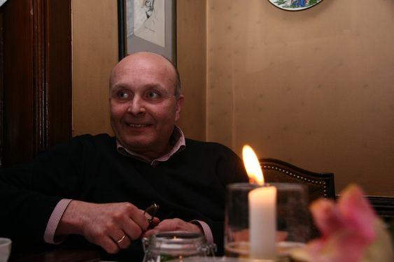 Ketil Lyng Administrerende direktør i Byggenæringens Landsforening