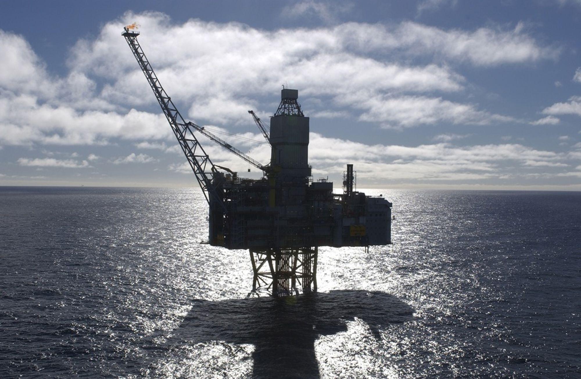 REDUSERT PRODUKSJON: Statoil reduserer produkjonen fra Kvitebjørn og Gullfaks Sør for å redde reservoaret, slik at det er mulig å øke utvinningsgraden. Produksjonsmålet for året er redusert fra 1,975 millioner fat per dag, til 1,9 millioner fat.