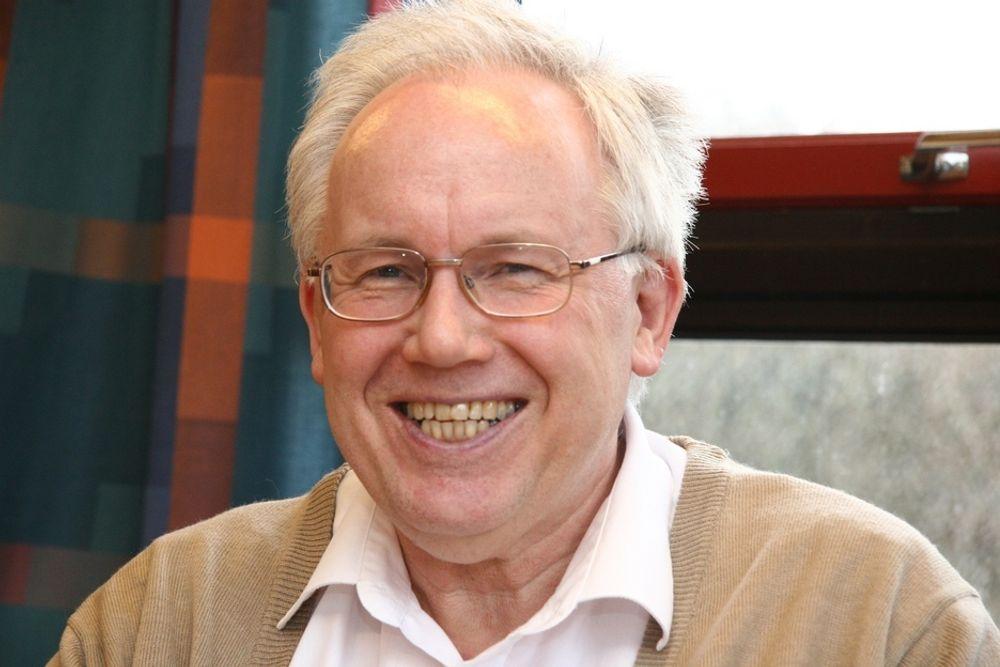 NYVALGT LEDER I BNL: Jan Halstensen, styreleder i BNL og adm.dir. i Saint Gobain Byggevare AS.