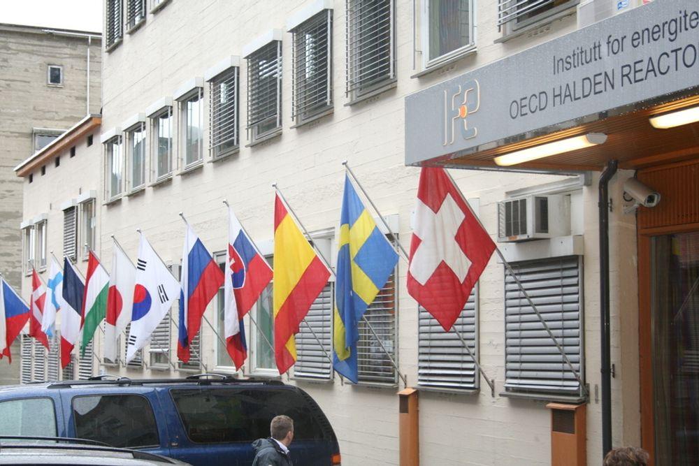 FÅR NY SJEF: Institutt for energiteknikk, IFE, Halden.