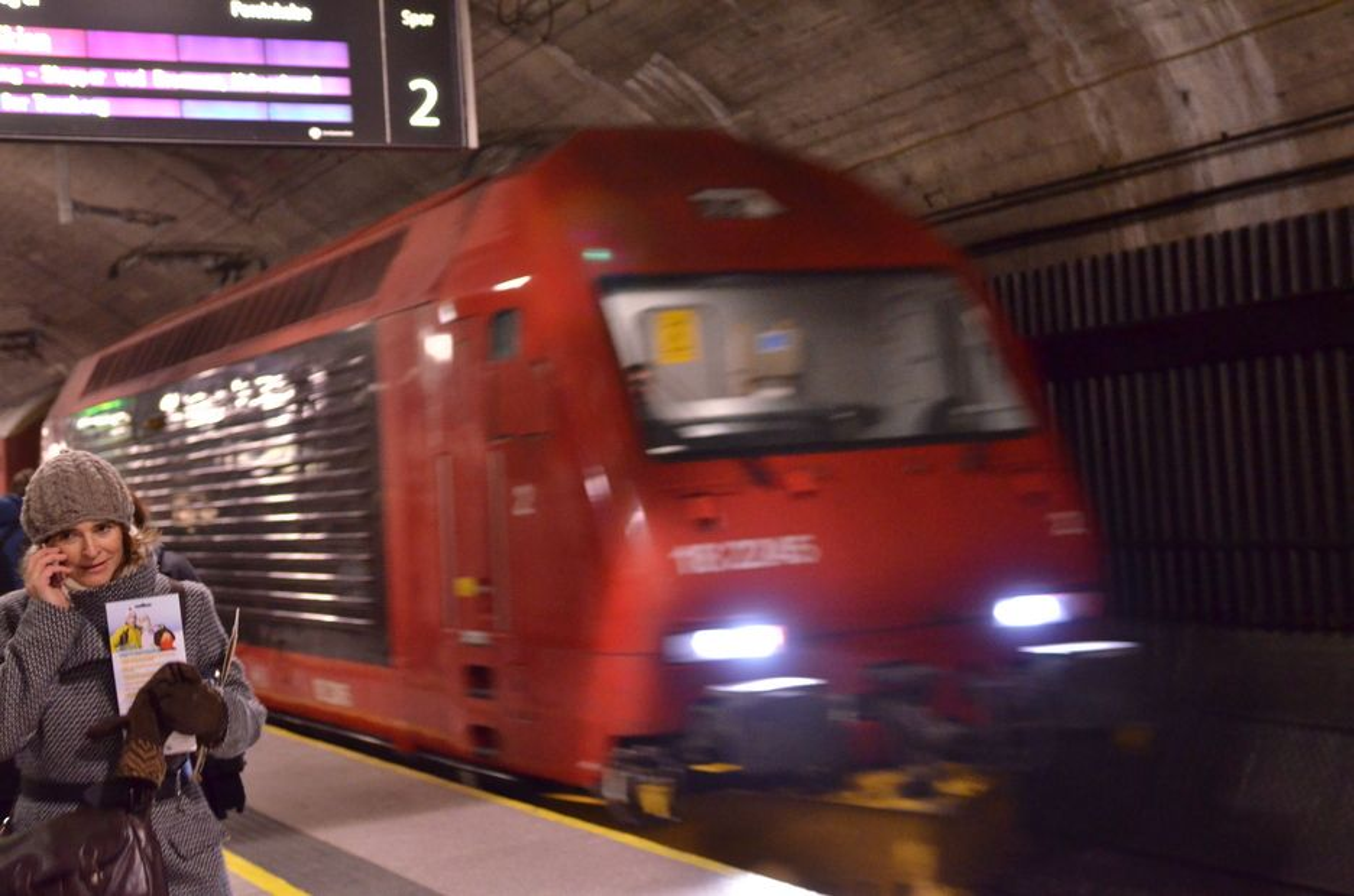 Jernbaneverket har registrert 465 signalfeil så langt i år.