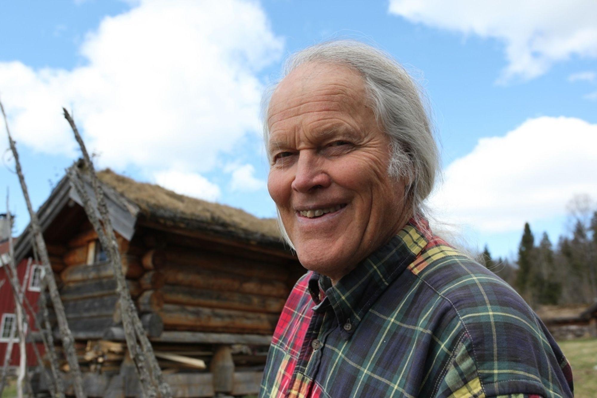 OSO-gründeren Reidar Braathen (75): Miljømillionæren