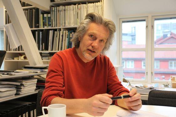 Geir Odd Målsnes, partner i Link Signatur og dalgig leder i avd. Oslo