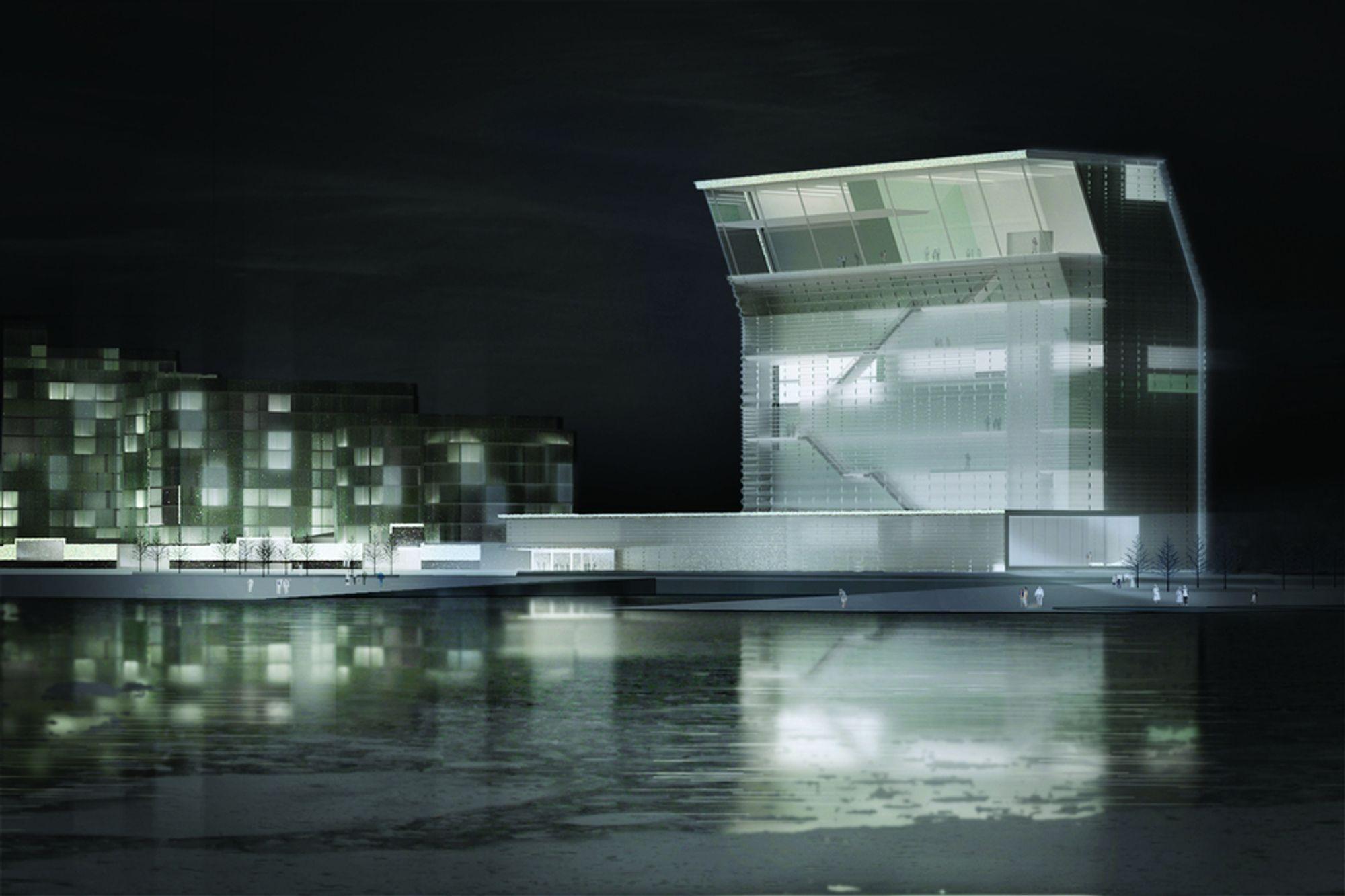 Terramar skal lede byggekomitéen for det nye Munch-museet.