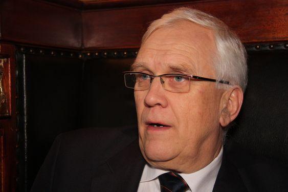 NTNU-rektor Torbjørn Digernes