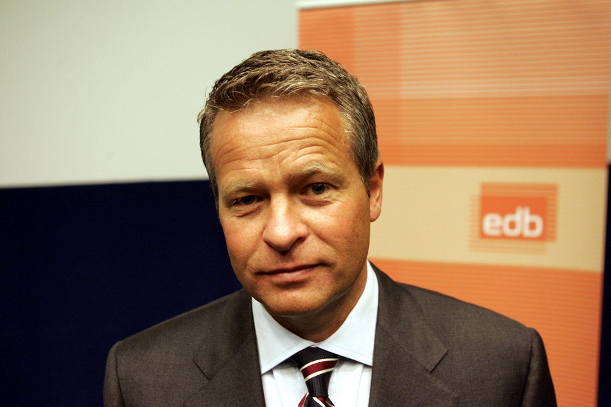 Konserndirektør Endre Rangnes må nedbemanne med 30 hoder hvis det blir brudd med Oslo kommune.