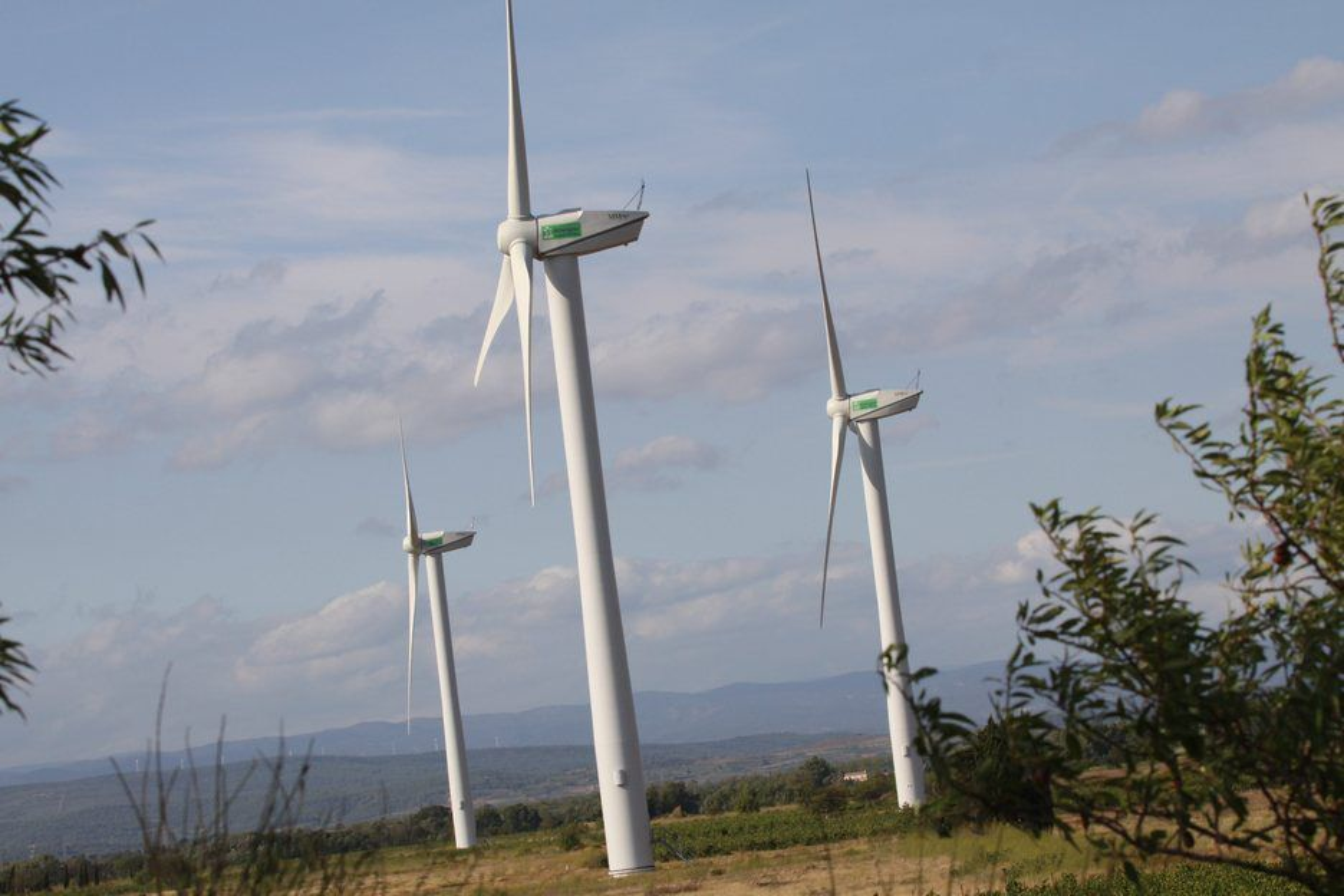 Tre nye vindkraftprosjekter får støtte fra Enova.