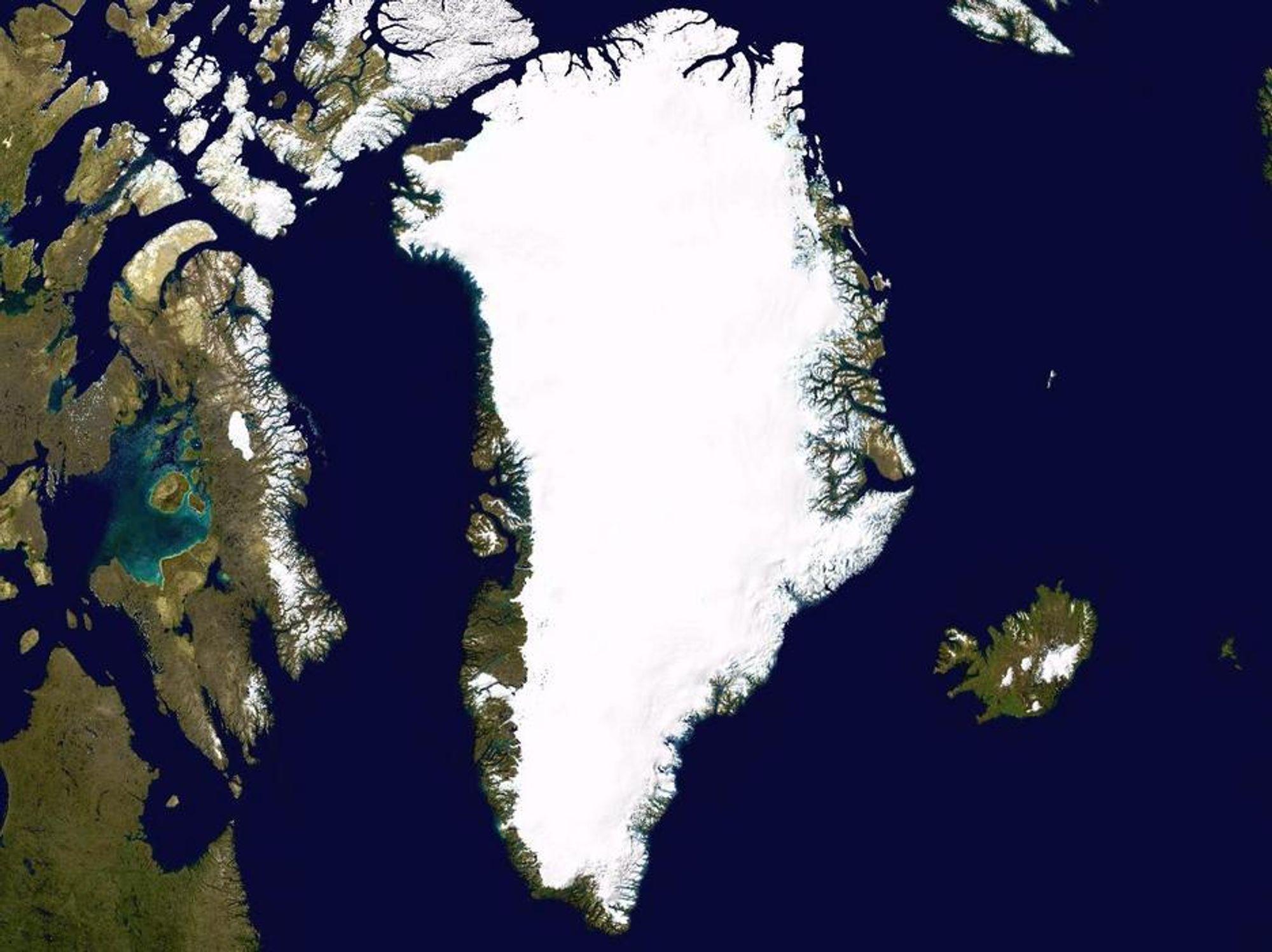 IKKE BARE BRA: Cairn Energy har oppdaget naturgass utenfor Grønland, og det kan være både olje og gass under havet. Det gjør mange bekymret.