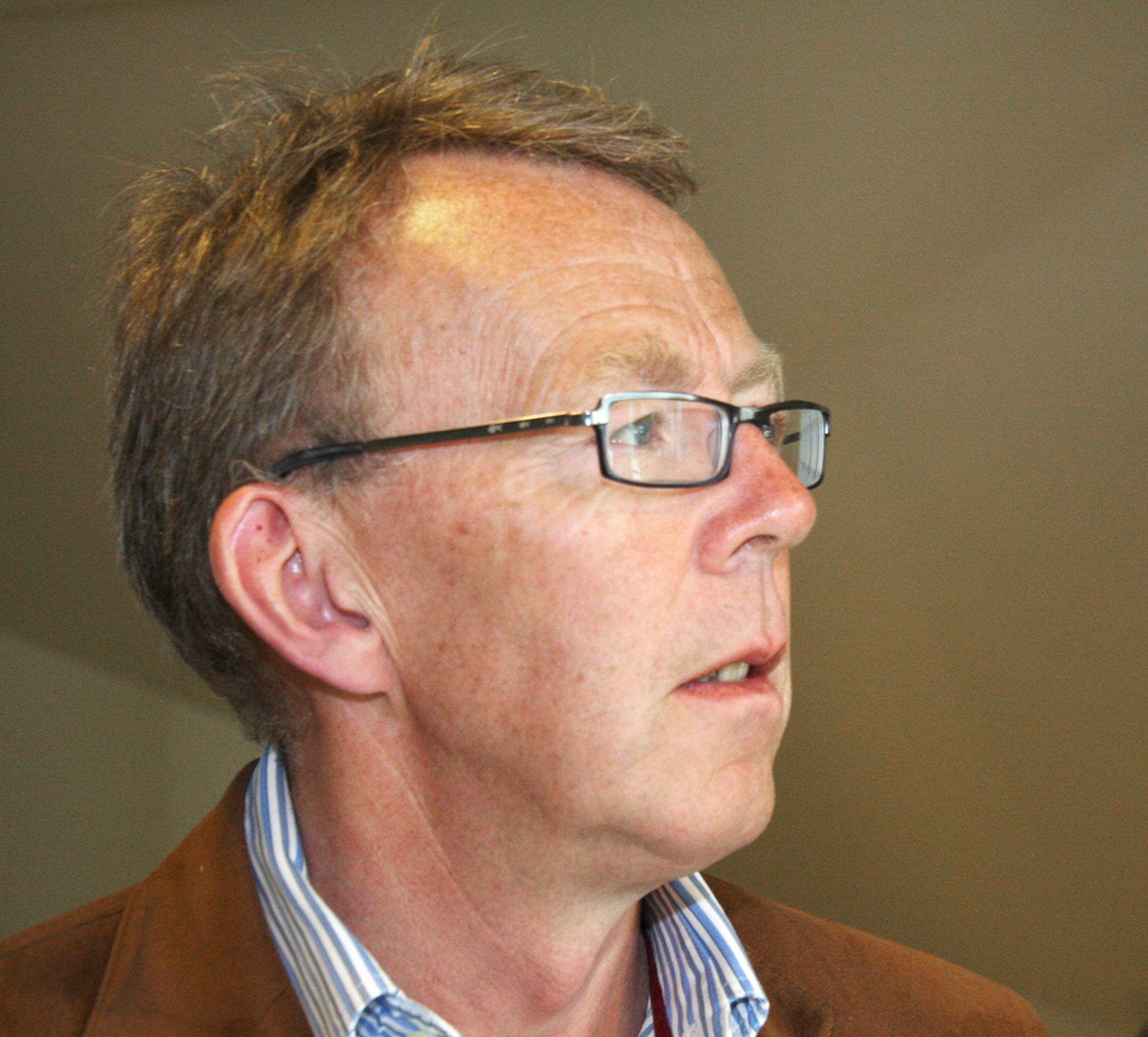 ATTRAKTIV: Per Morten Hoff hos IKT Norge tror at EDB Ergogroup blir en attraktiv kunde blant it-leverandørene.