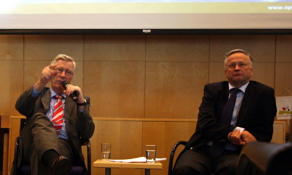 Sentralbanksjef Svein Gjedrem sier norsk arbeidskraft aldri har vært så dyr som nå.