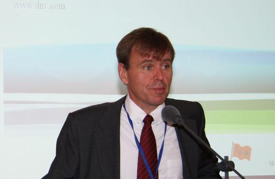 LNG-PROFET 2: DNV-direktør Tor Svensen opplever stigende interesse internasjonalt for LNG i skip.