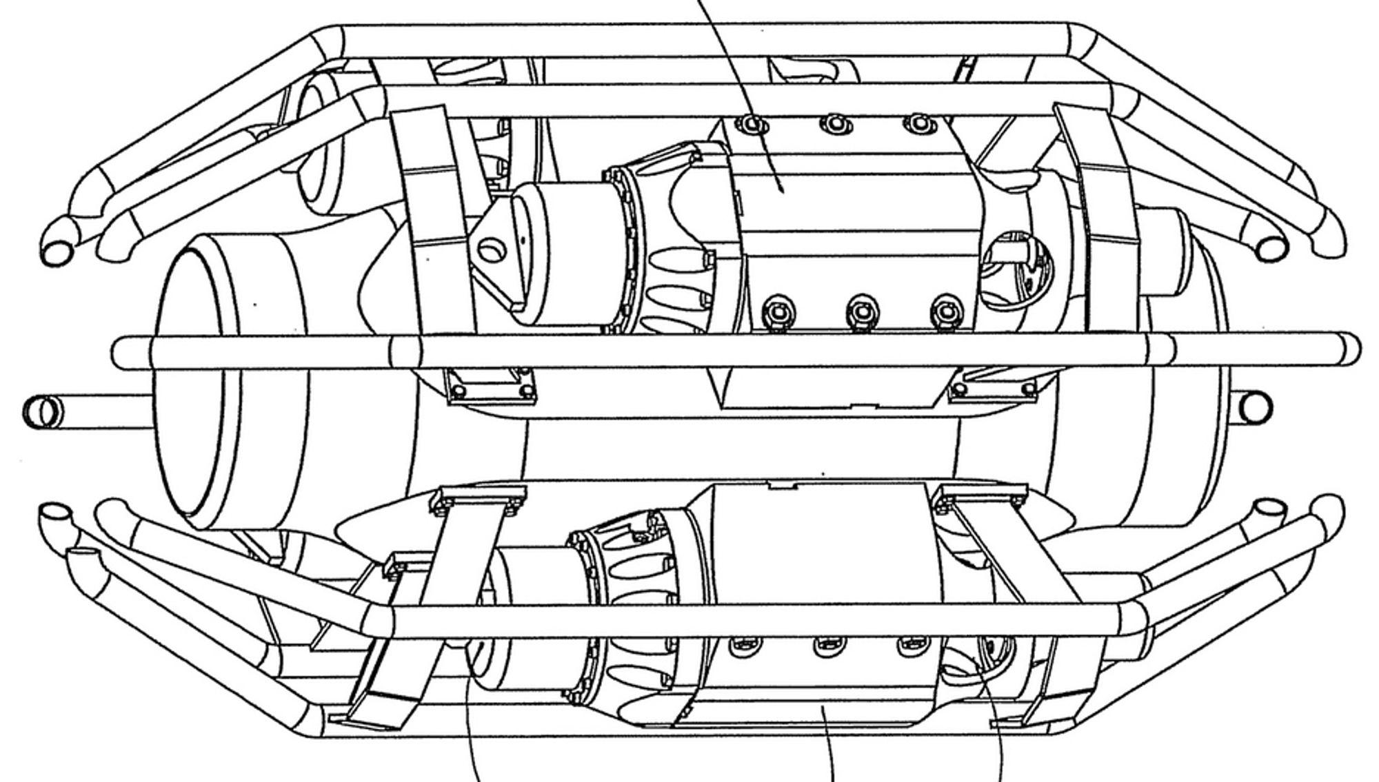 FERSK: Så sent som 6. september fikk Aker Subsea innvilget patent på denne marine stigerørsventilen. Aker Subsea er blant de få norske selskapene som bruker patentering. Etter 2002 er selskapet registrert med 13 patentsøknader.