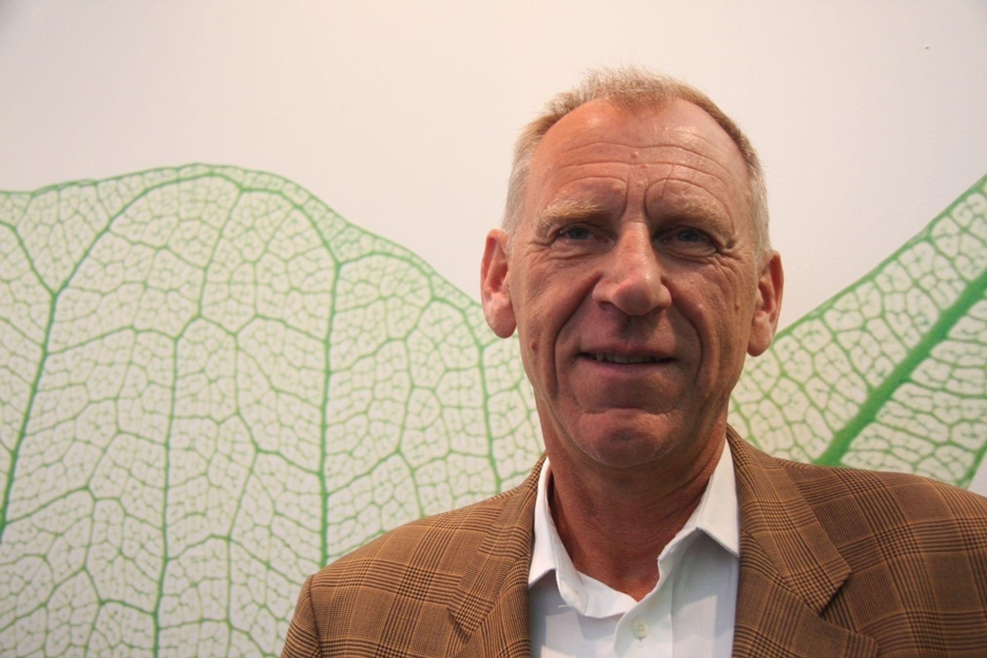 """- Det finnes ingen """"quick fix"""". Hvert eneste CCS-prosjekt er krevende, sier Bjørn-Erik Haugan, administrerende direktør i Gassnova."""