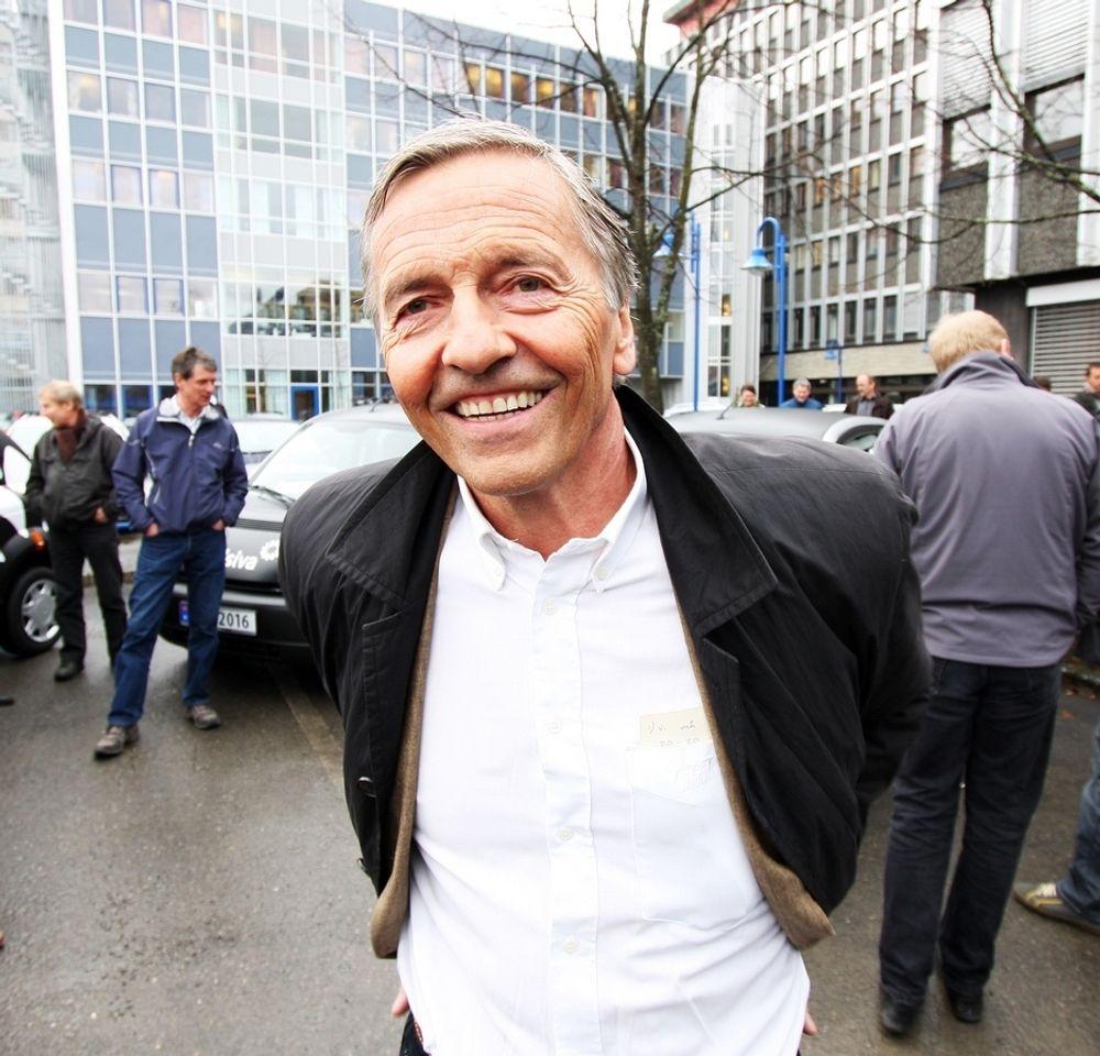Eidsiva-sjef Ola Mørkved Rinnan er nyvalgt styreleder i Avinor.