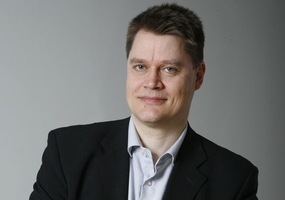 Bård Helge Hofstad, direktør for stab og prosjektstyring.