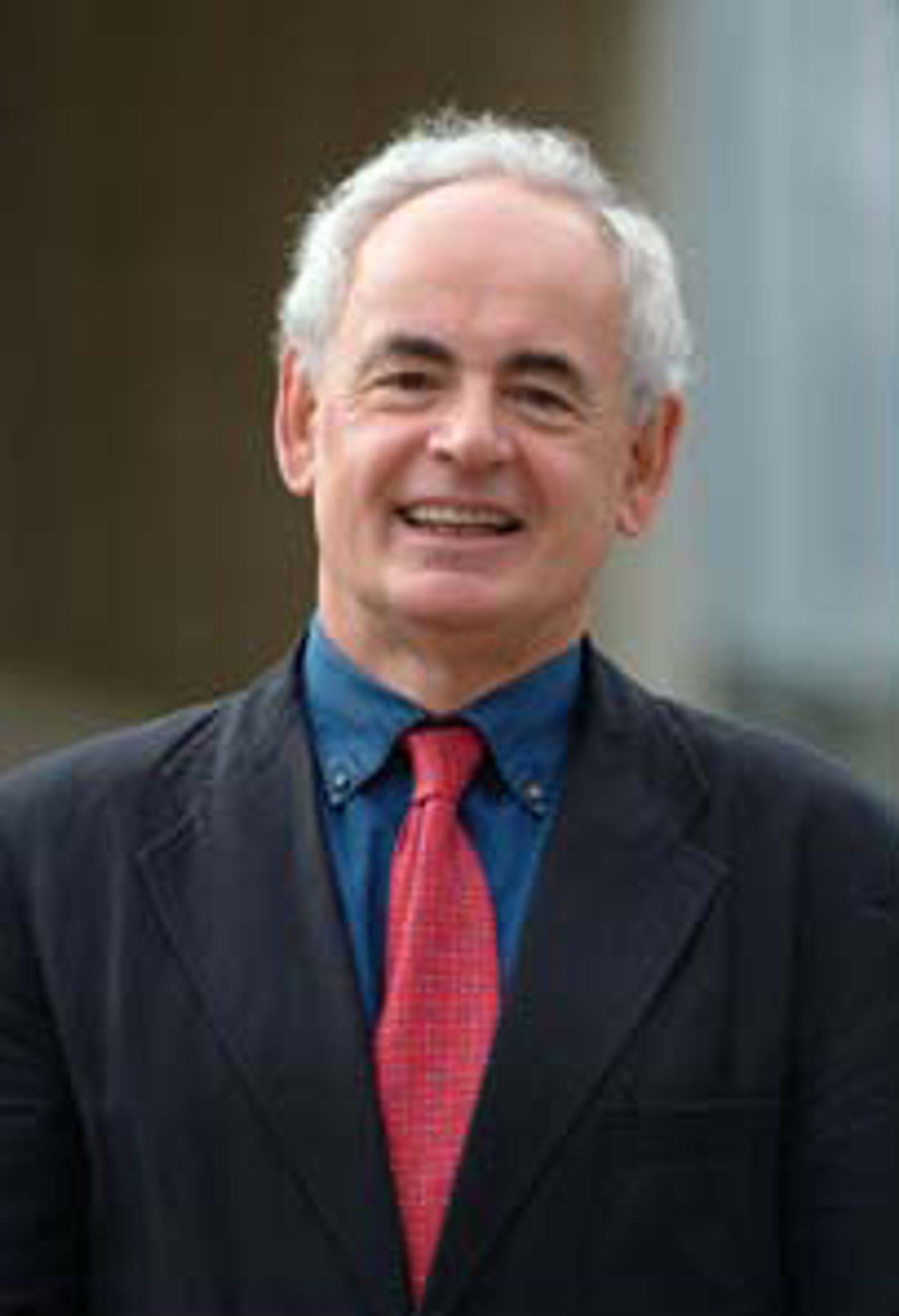 Paul Whiteley, professor i statsvitenskap ved University of Essex.
