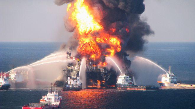 BP-ansatte slipper drapstiltale etter Deepwater Horizon
