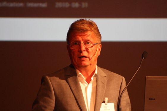 Georg Velde, Statoil