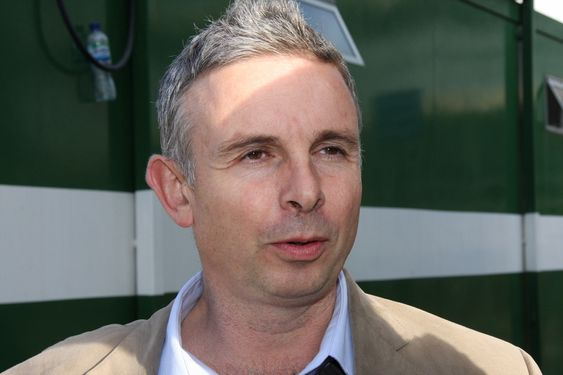 Direktør Rob Sauven ved Vestas forskningsavdeling for blader og adm.dir for Vestas Technology UK
