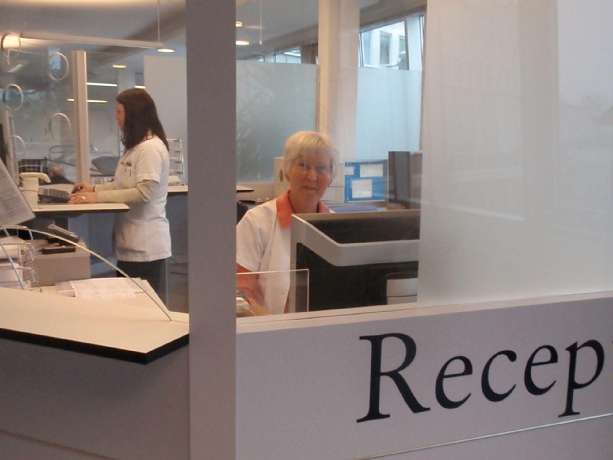 KNAPT: Selv om 80 prosent av sykehusene i Europa har elektronisk pasientjournal, er det knapt noen pasiuenter som har tilgang til informasjon om sin egen sykehistorie.
