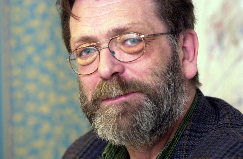 Valgforsker Frank Aarebrot.