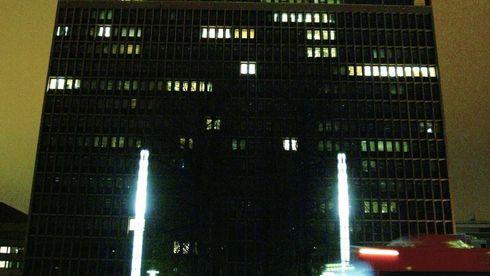 Regjeringskvartalet sløser med strøm