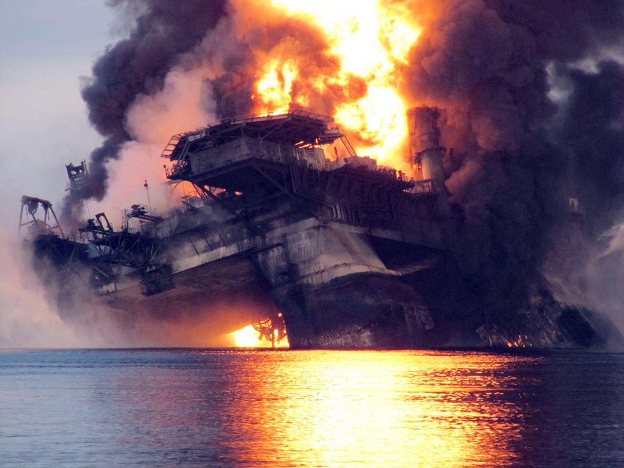 ¿ Ulykken er den største miljøkatastrofen i sitt slag i vår historie, sier Obama.
