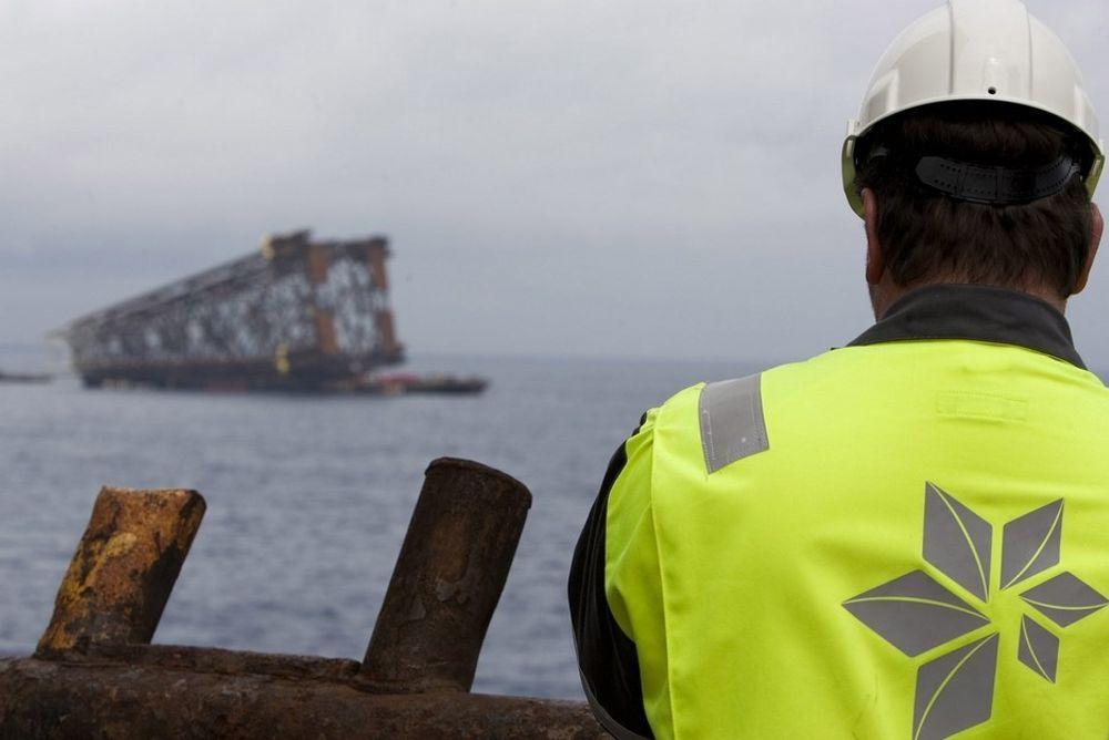 JAKTET: Tre av ti ansatte i olje- og gassnæringen blir headhuntet.