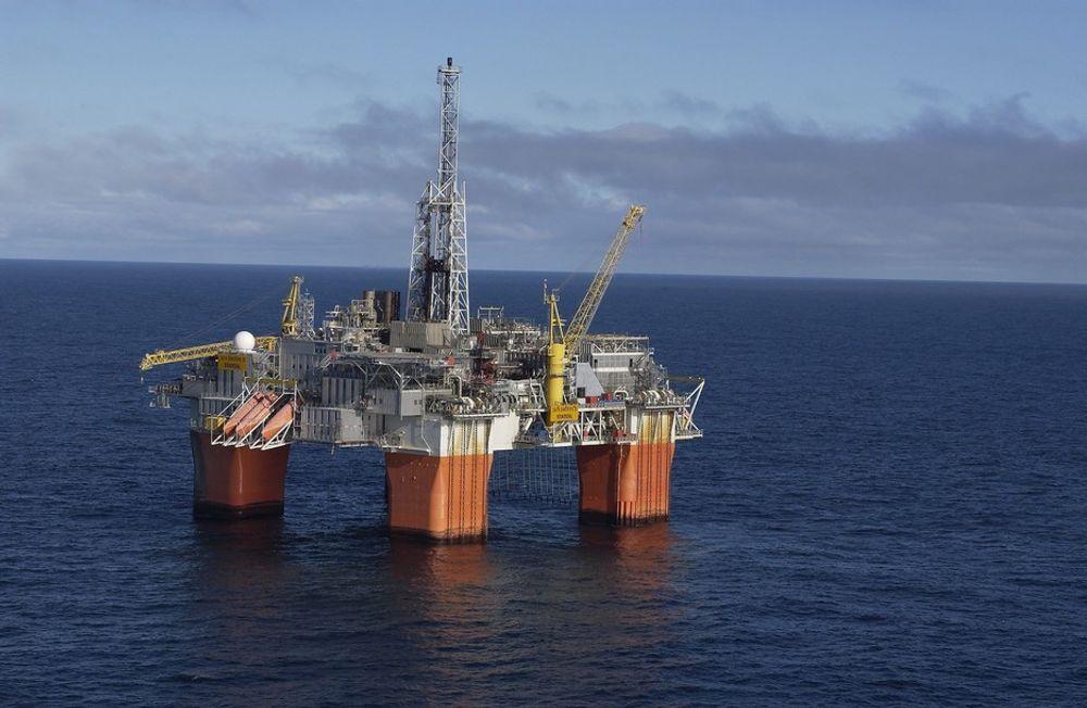 Snorre-plattformene er blant de som inngår i rammeavtalen mellom Statoil og Aker Solutions.