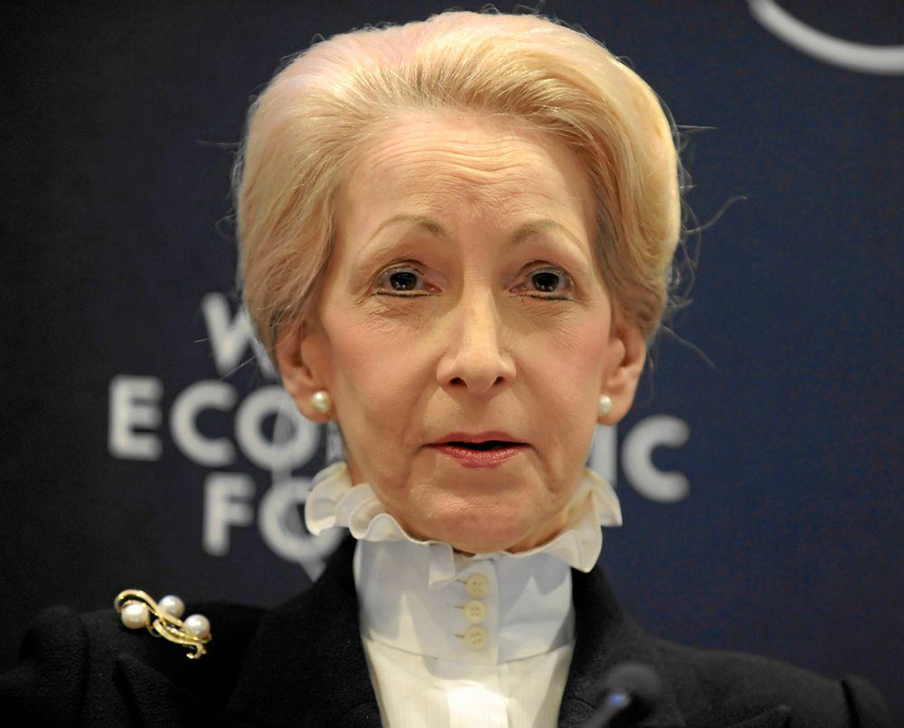 Lady Barbara Judge foreslås som styremedlem i Statoil. Hun har i en årrekke hatt høytragende stillinger og verv i USA og Storbritannia. I tillegg til å lede pensjonfondet er Judge blant annet nestleder i styret i australske Forte Energy.