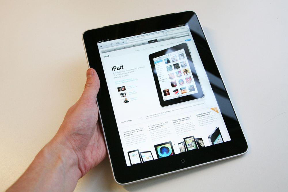 Det kan ligge an til en snarlig lansering av iPad i Norge, skal vi tro meldingene fra Telenor og Netcom i dag.