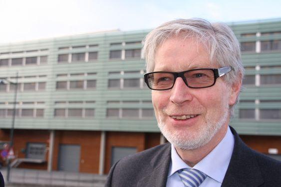 Kjell Hansteen, norsk nasjonal ekspert i EU-kommisjonen, INFSO. Fra Nokios, Trondheim 2010.