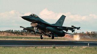 Ny kampflybase blir ingeniørenes eventyr