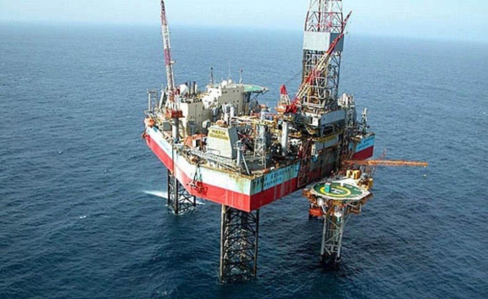 Maersk Guardian var den innretningen med flest hendelser på sokkelen i tredje kvartal i år.