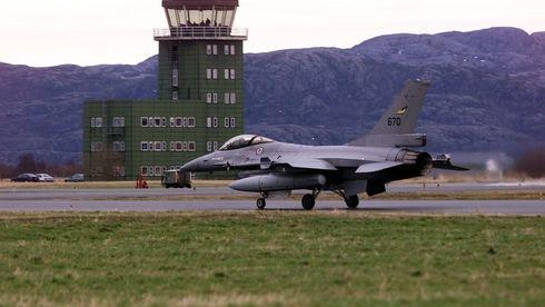 Ørland blir hovedbase for F-35
