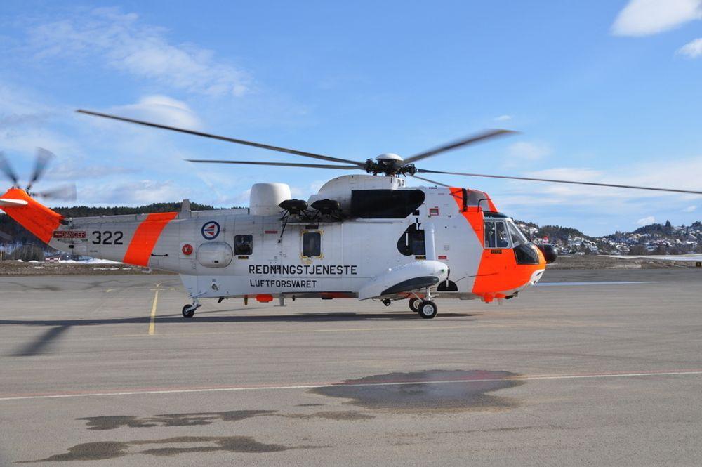Sea King-helikoptrene skal erstattes med flere nye helikoptre.