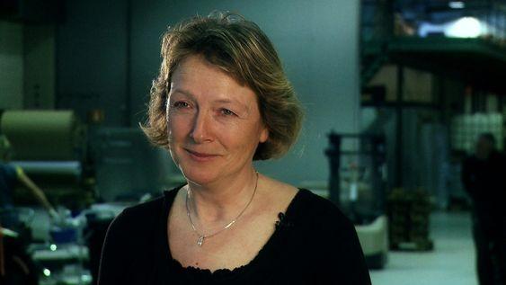 PÅ EGENHÅND: Torunn Aakermann i Kinera synes det er morsomt å bli nominert til Årets kvinnelige gründer. ¿ Det er artig at det er interesse for det vi jobber med, sier hun.