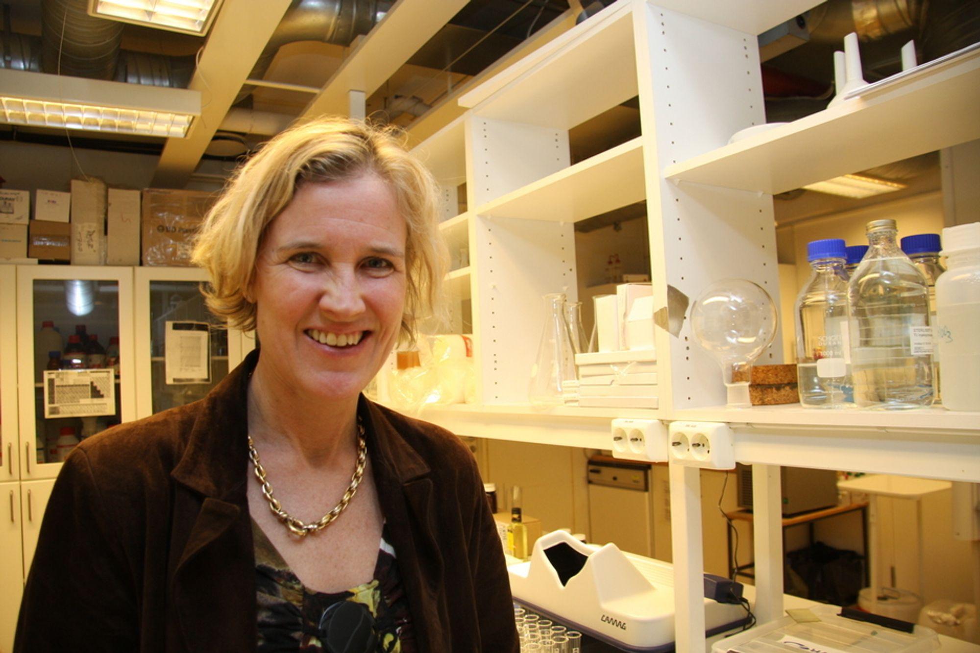 Elisabeth Michelson har vært med å starte bedriften Elmico, som utvikler nye produkter basert på herdeplast til blant annet bygningsindustrien. Nå er hun kåret til årets kvinnelige gründer.