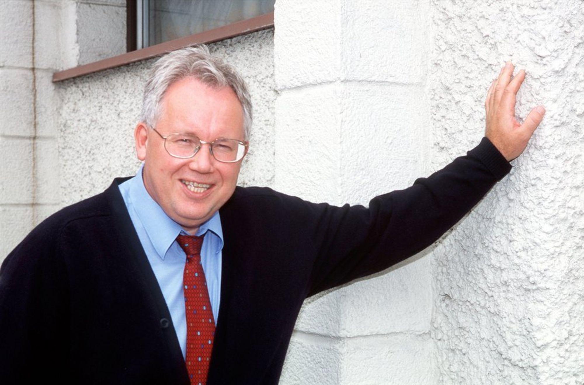 KOMMENDE: Jan Halstensen fra bransjeforeningen Byggevareindustrien er foreslått som ny styrelder i BNL.