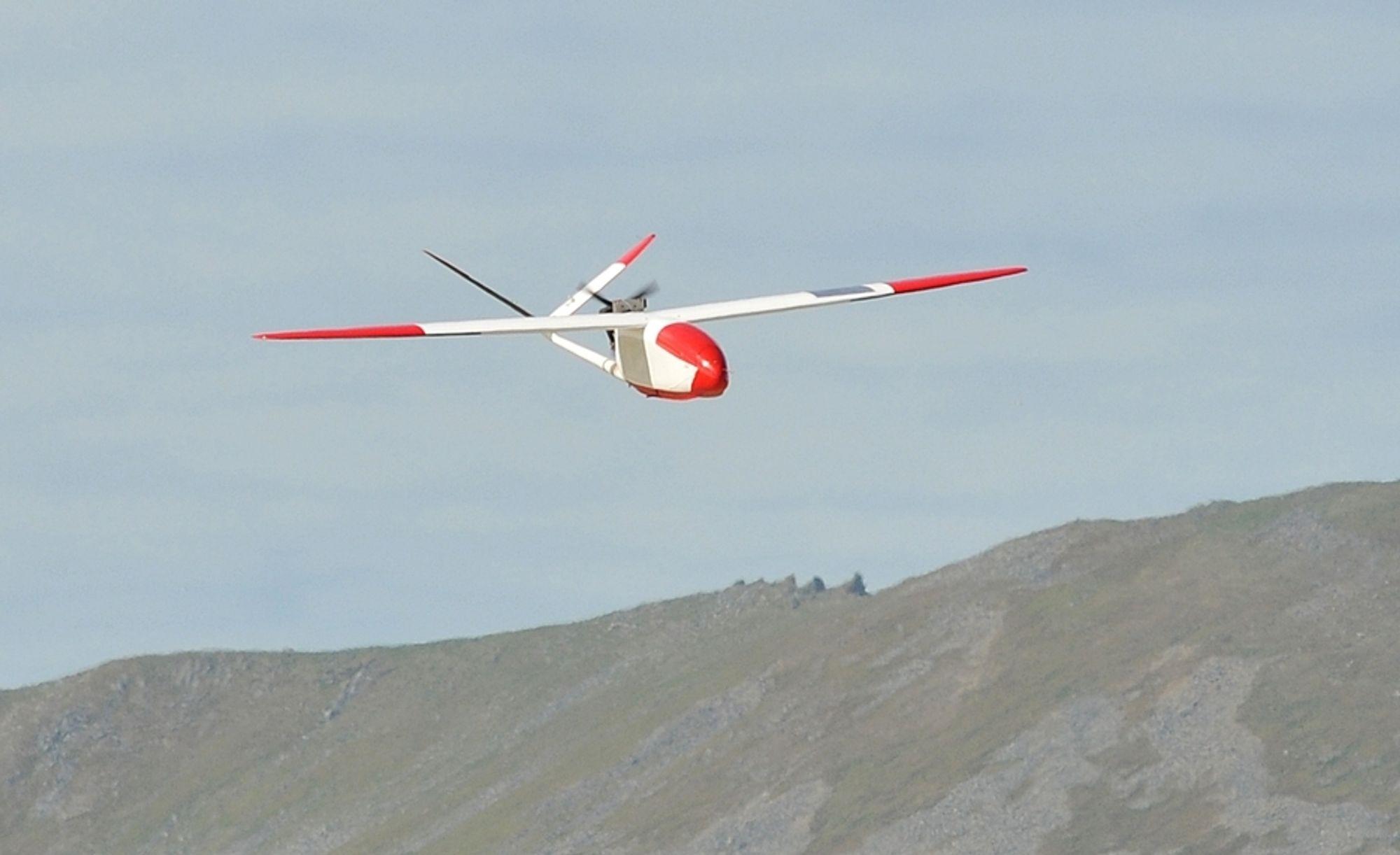 Drone Aranica Askemåling Norut