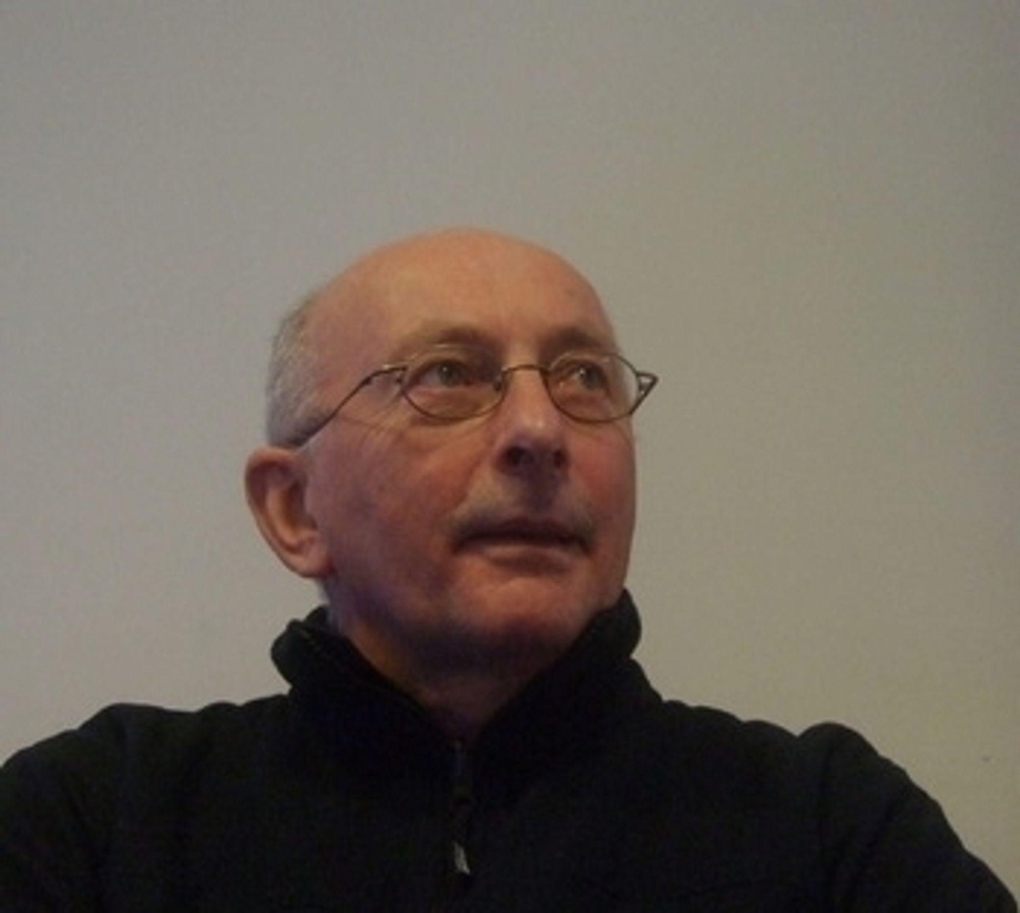 KRITISK: Professor Steinar Strøm mener at utskifting av panelovner er ikke en optimal klimapolitikk,