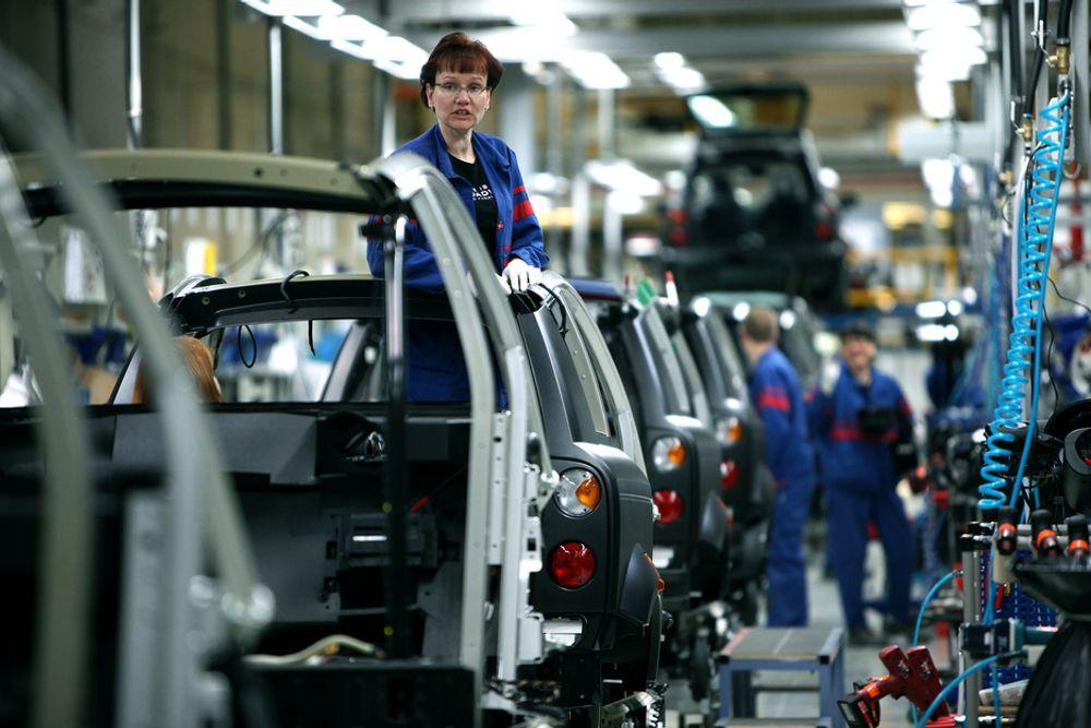 MER THINK TRØBBEL: Etter at fabrikken i Finland stengte dørene, er det ikke laget en eneste ny PCU.