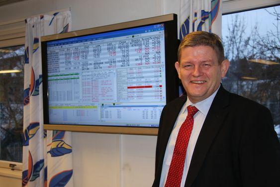John Thuestad, operativ leder for Alcoas primærdivisjon.