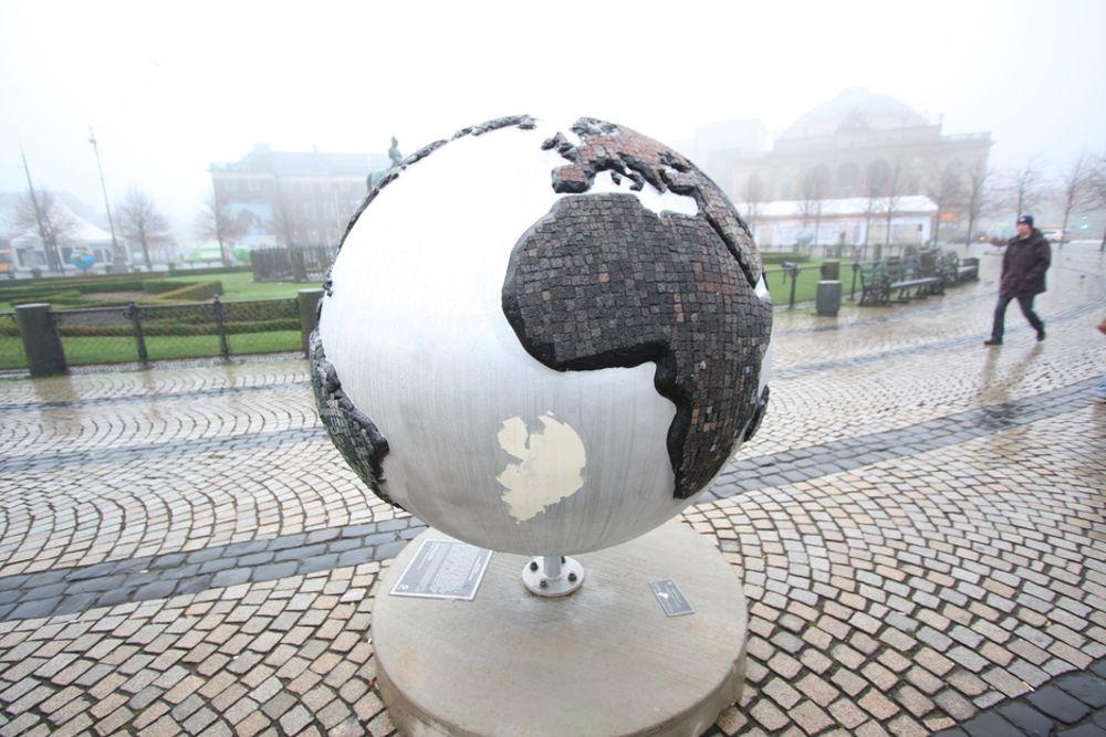 BEKYMRET UNGDOM: 73 prosent av unge mellom 13 og 17 år tror det vil bli flere naturkatastrofer i framtiden på grunn av global oppvarming. 69 prosent bekymrer seg for konsekvensene av klimaendringer.
